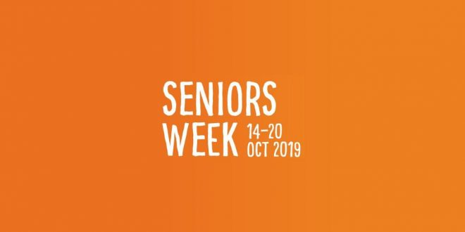 Seniors Week 2019 launch preview image