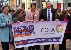 Walk Against Elder Abuse preview image
