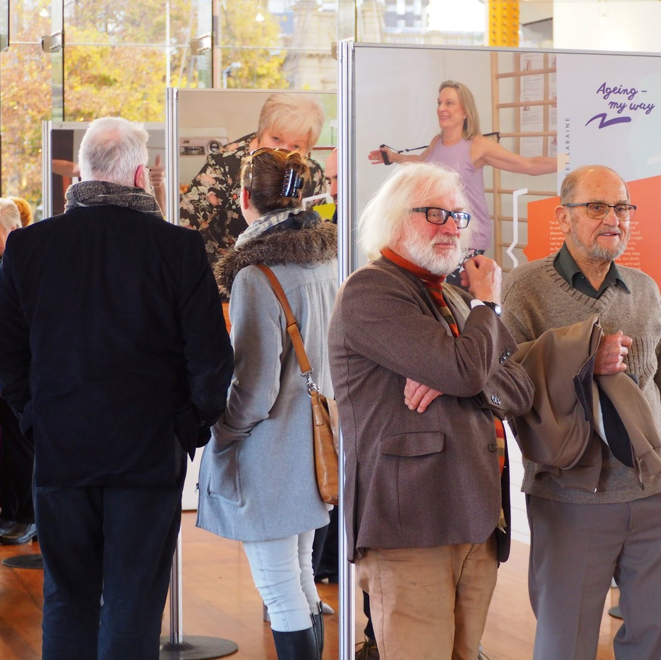 """""""Ageing My Way"""" Exhibition"""