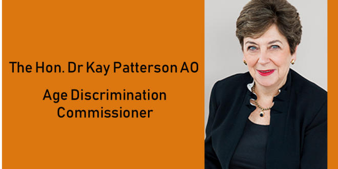 Meet the Age Discrimination Commissioner – Hobart preview image