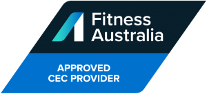 Fitness Australia - Approved CEC Provider
