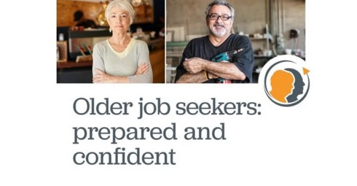 New website for older job seekers and employers preview image