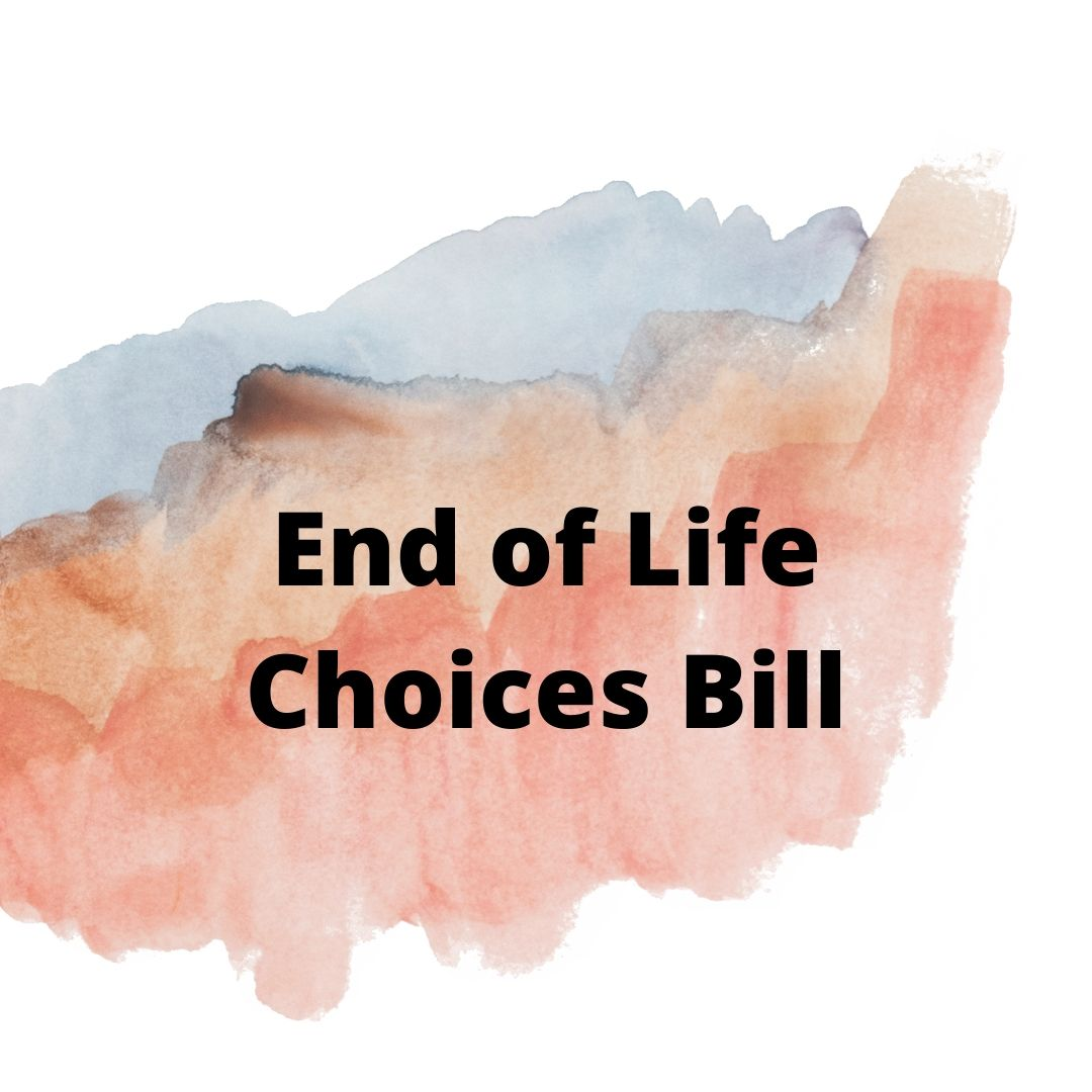 End of Life Choices (Voluntary Assisted Dying) Bill 2020