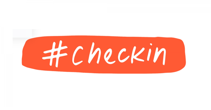 #checkin Website Launched preview image