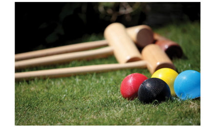 Come and Try Croquet