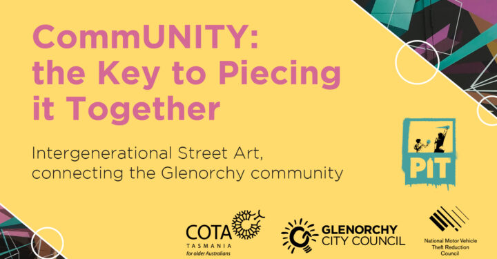 Piecing it Together – Intergenerational Street Art preview image