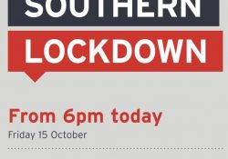 3 day lockdown in Southern Tasmania announced preview image