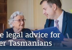 Hobart: Free Legal Advice for Older Tasmanians preview image